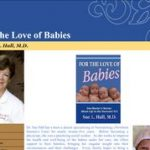 For the Love of Babies (book by Sue Hall, MD)