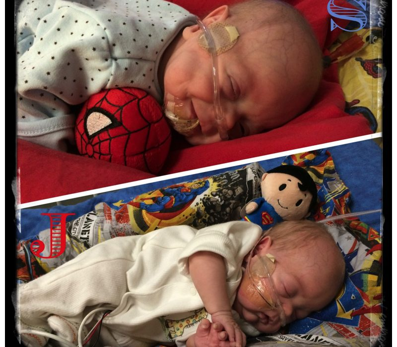 PREEMIE UPDATE: The Lundgren Twins