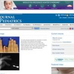 Journal of Pediatrics