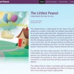 The Littlest Peanut by Shannan Wilson (book)