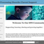 Sensory Processing Disorder Parent Support
