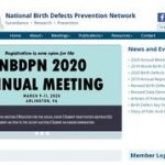National Birth Defects Prevention Network