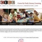 Center for Early Learning and Literacy