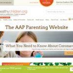 HealthyChildren.org (American Academy of Pediatrics - AAP)